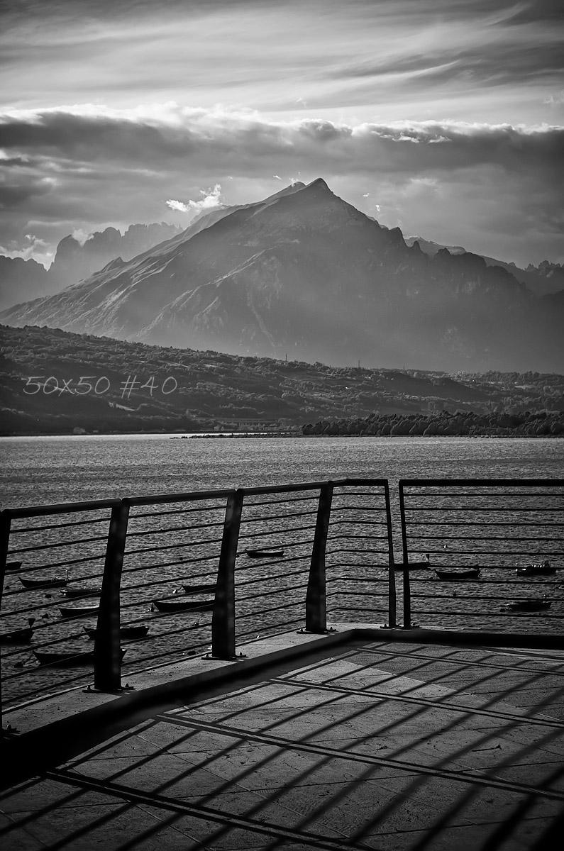Monte Serva del lago di Santa Croce