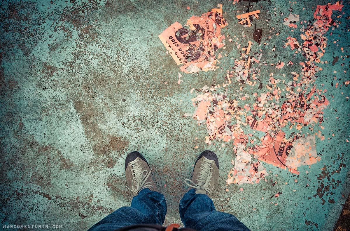 Under my feet 1