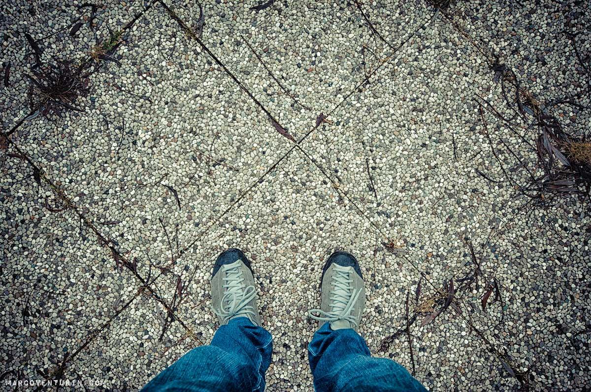 Under my feet 8