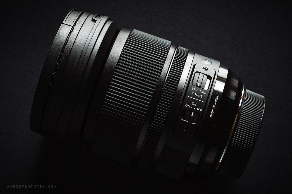 Sigma 24-105 f4