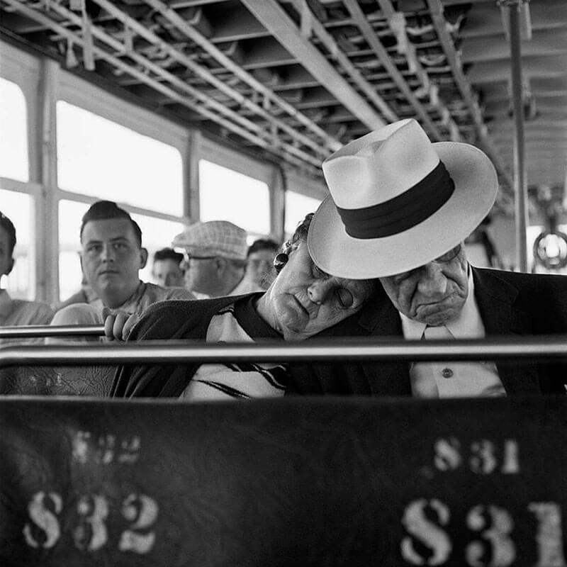 Vivian Maier, florida 1960