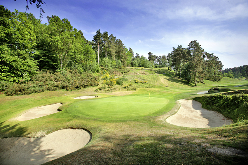 Best Golf Courses in England — Golf World Top 100 - The Best