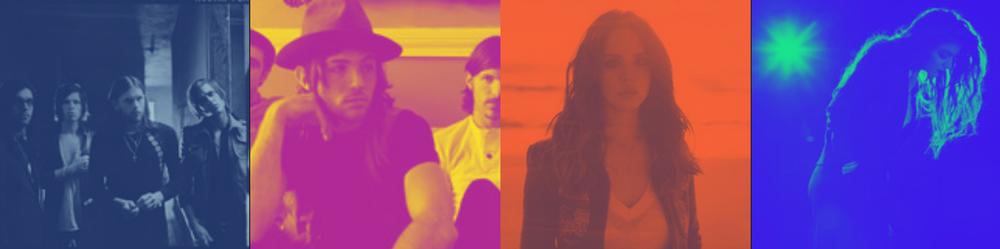 Soundtrack to 2014 - Ally Denton