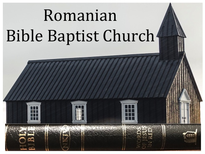 Romanian Baptist Church, Greenville