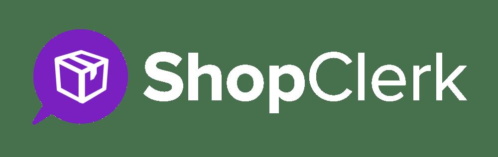 ShopClerk Order Tracking for Shopify