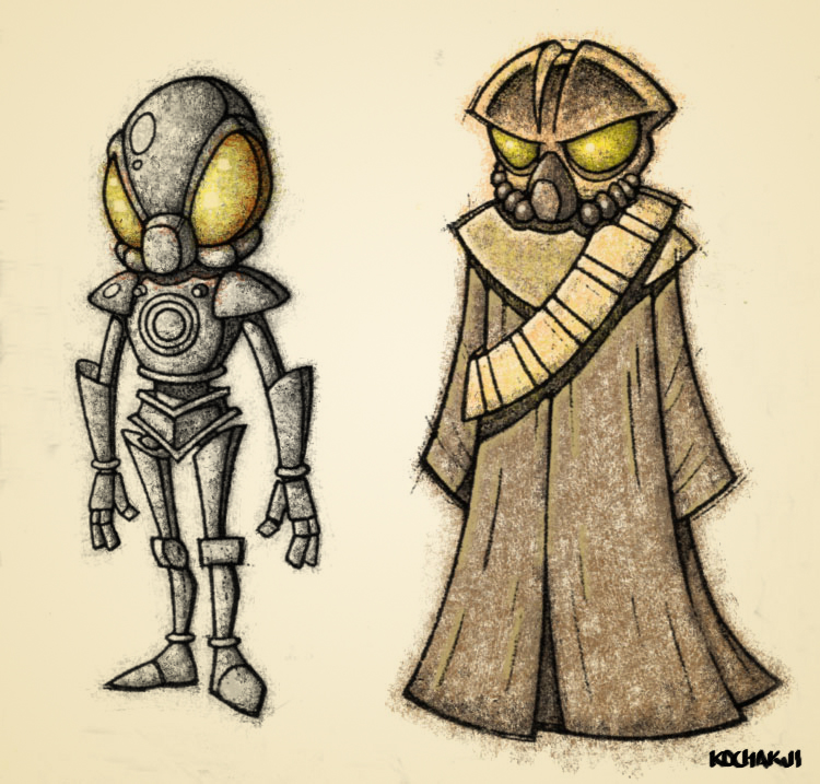 4-LOM/Zuckuss - Traditional/Digital
