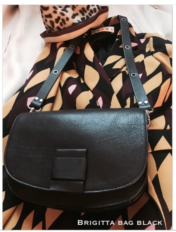 Brigitta Bag Black