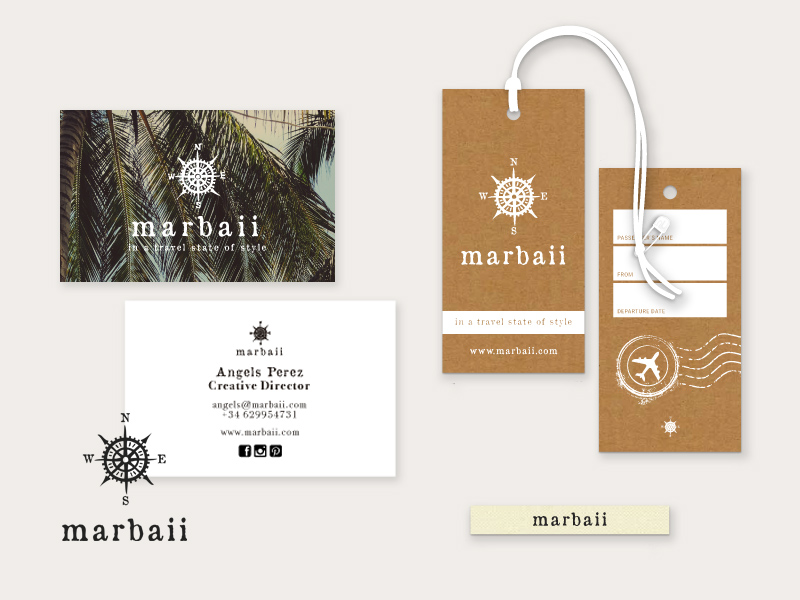 Marbaii Collective Branding Design Love is Creative