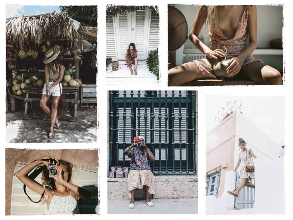 Marbaii Photography Moodboard