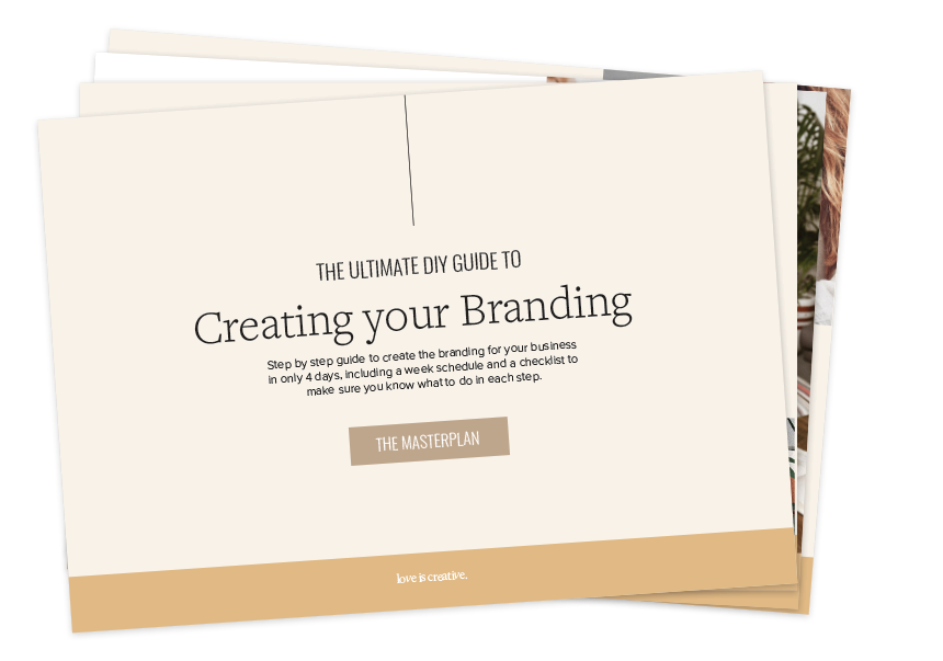The Ultimate DIY Guide to Creating your Branding