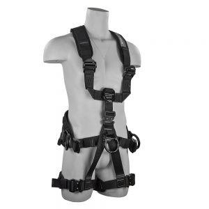 PRO+ Premium Wind/Rope Access/Rescue Harness