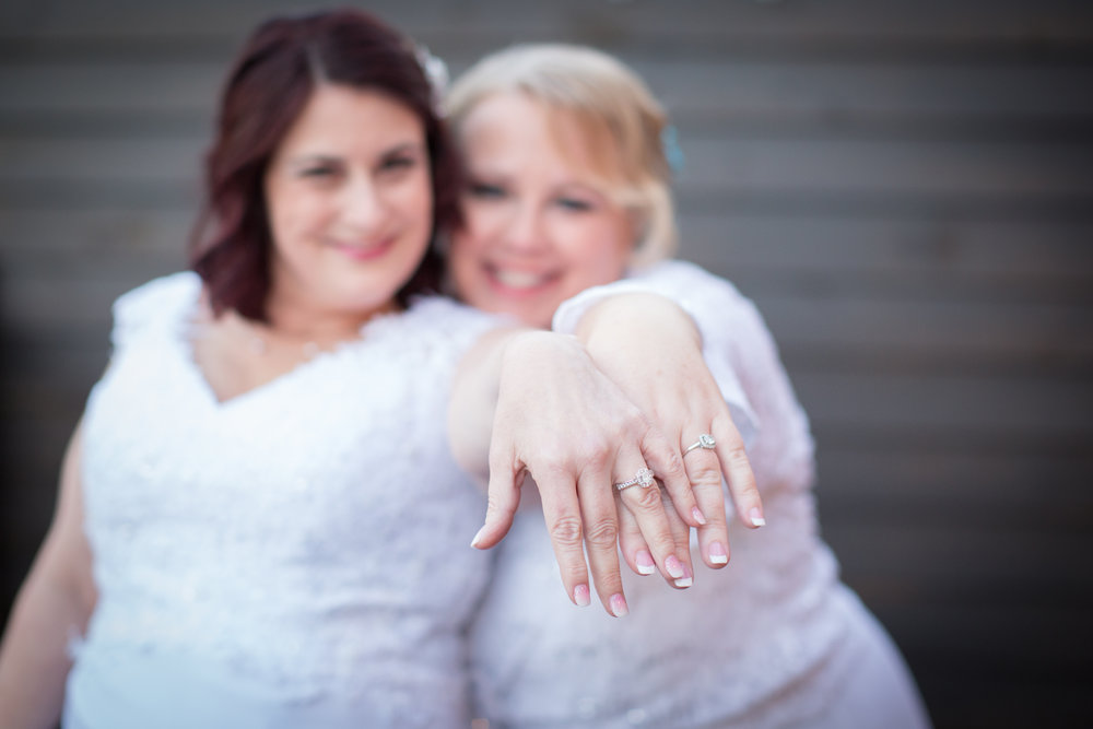 LGBTQ Conway Wedding Photograpgher
