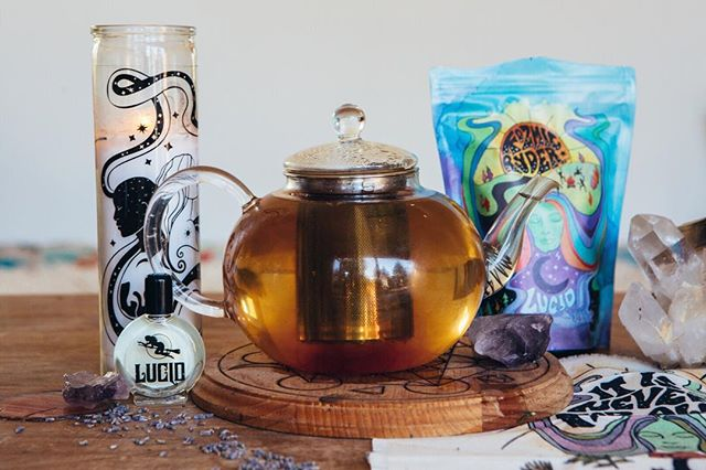 "This tea is your new nighttime ritual that helps to induce lucid dreaming. When you dream, you connect. You connect to the heavens. You connect to yourself. You connect so deeply, so rawly, and so authentically, it becomes freedom. You have found yourself here, ready to explore your depths fiercely, with wide-eyed curiosity. ⠀⠀⠀⠀⠀⠀⠀⠀⠀ ⠀⠀⠀⠀⠀⠀⠀⠀⠀ By drinking this tea, you embark on a journey that is adventurous, profound, and powerful, using your own inner alchemy to turn the impossible, possible. When you said yes to waking up to the art of Lucid Dreaming, you said yes to coming home to yourself, going so deeply and fearlessly that you are the protagonist in your epic novel. You also said yes to becoming the author of the book. ⠀⠀⠀⠀⠀⠀⠀⠀⠀ ⠀⠀⠀⠀⠀⠀⠀⠀⠀ Lucid dreaming allows you to fully immerse yourself into the reality you conjured up. You can overcome fears, sort out arguments, and make peace with things that you have no control over. You say yes to letting your brain and the divine merge into a cosmic consciousness that will show you truth in a time when it can be convoluted. This is because this truth is coming from you and something bigger. This takes out the middle man. This leaves unadulterated sovereignty and connection. ⠀⠀⠀⠀⠀⠀⠀⠀⠀ ⠀⠀⠀⠀⠀⠀⠀⠀⠀ Lucid dreaming allows you to ""control"" your dreams and take them in the direction you wish to go, unleashing anything you want. Your brain activity is the same as if you were awake, but you are fast asleep, making it a scientifically proven state of consciousness. It is time to receive your signs, messages, guidance, and clarity. Are you ready? ⠀⠀⠀⠀⠀⠀⠀⠀⠀ Go deeper into the journey. Link in bio💫"