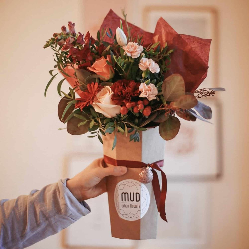 Christmas Bouquets -