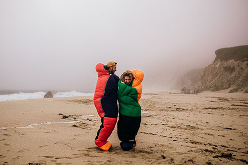 Big Sur Anniversary Session -