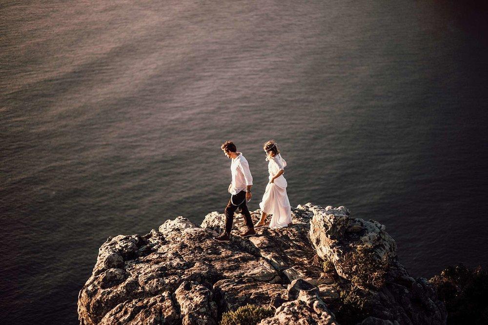 Cape Town elopement photo