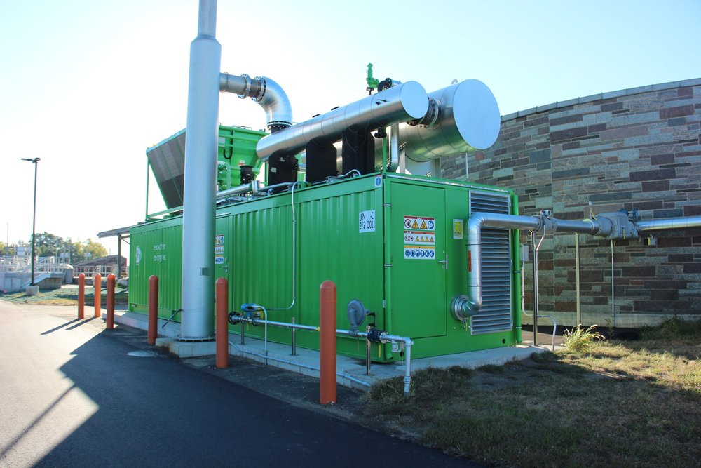 wastewater treatment - We've developed a solution for resource recovery in municipal waste water. Our solution provides a cost effective way to pull water from the wastewater stream and create Class A fertilizers from the concentrate.