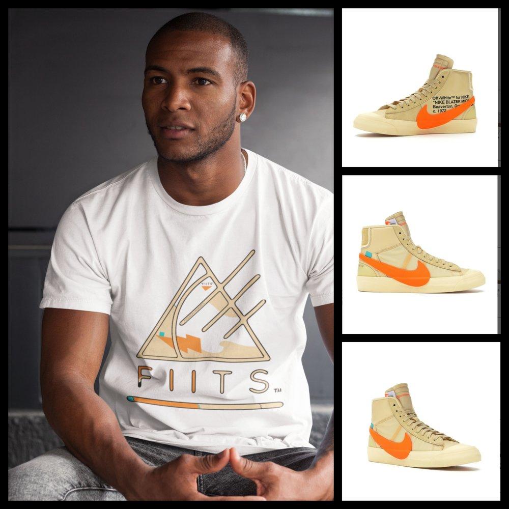 """NIKE INSPIRED F I I T. - Nike """" All Hallow Eves"""" Blazers F I I T."""