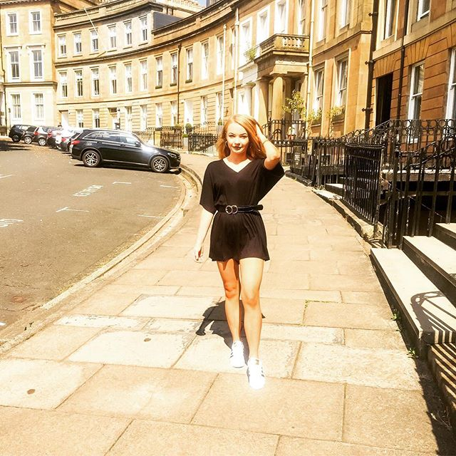 If this summer has taught me anything it's that life is better when you can prance about the streets with your legs out and a dress on all the time 🌞 . . . . . #bbloggers #flashesofdelight #ootd #f4f #follow4follow #food #instagood #likeback #discoverunder10k #bloggerstyle #scotblogger #like4like #styleblogger #fashionblogger #abmlifeisbeautiful #glasgow #beautycommunity #girl #fblogger #ukblogger #beautyblog #skincare #makeupobsessed #beautyaddict #ukbblogger #bloggerlife #thatsdarling #flatlaystyle #prettylittleiiinspo #discoverunder5k