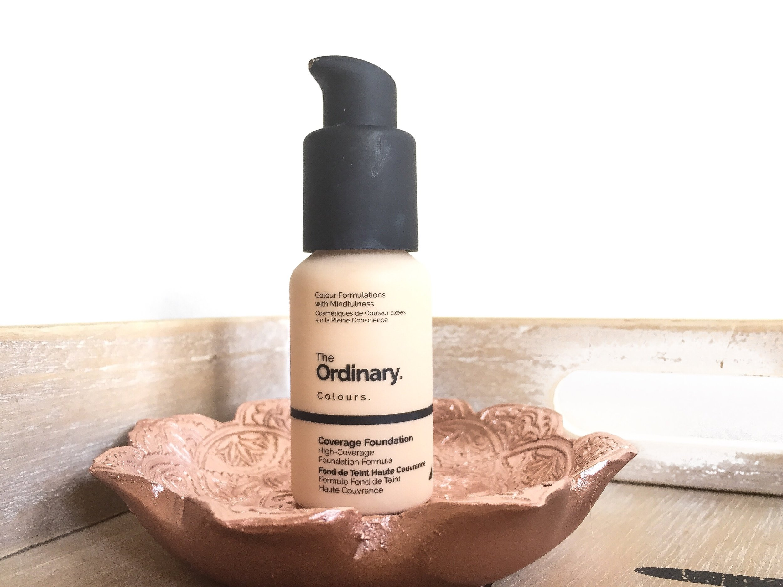 the ordinary coverage foundation review first impressions