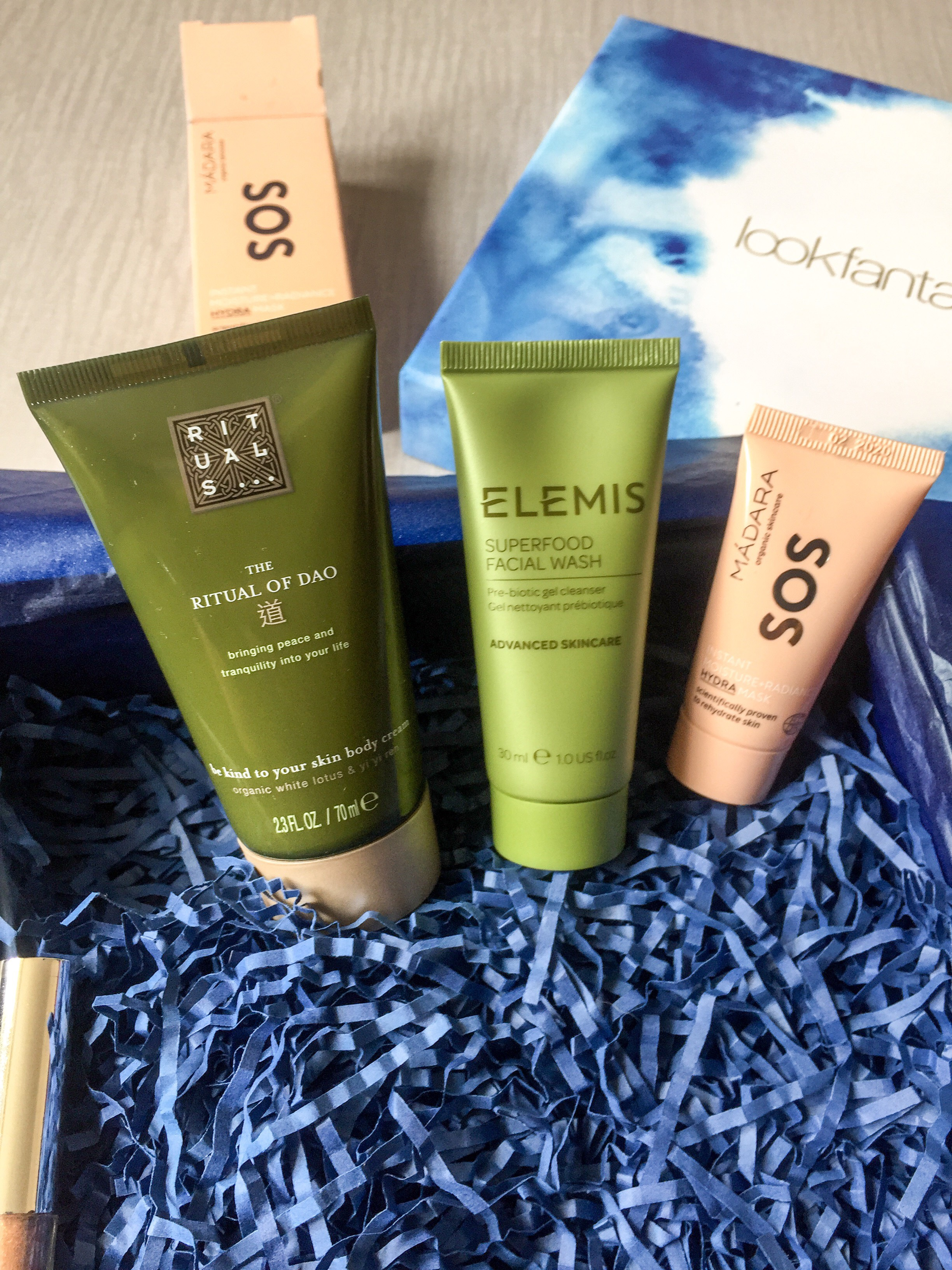 look fantastic june beauty box