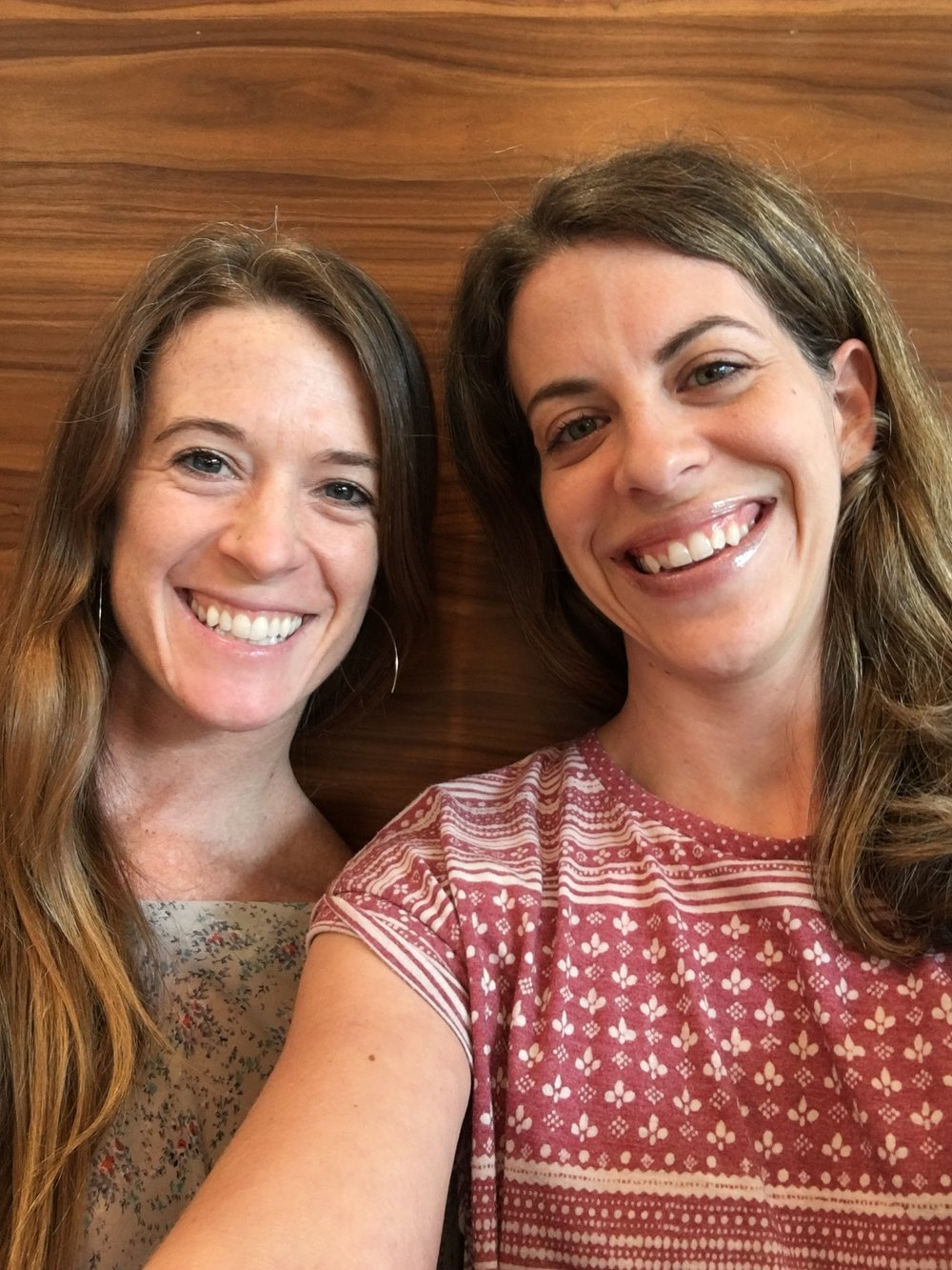 Susan Lambert (Left) and Jannan Poppen (Right)