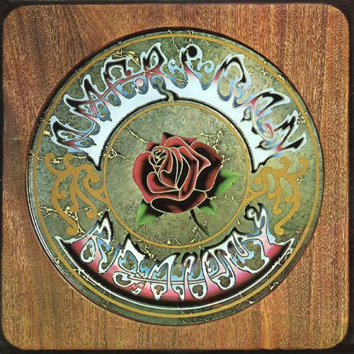Larry  American Beauty - The Grateful Dead