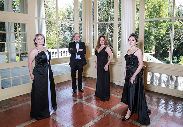 Montalvo Concert, 2018