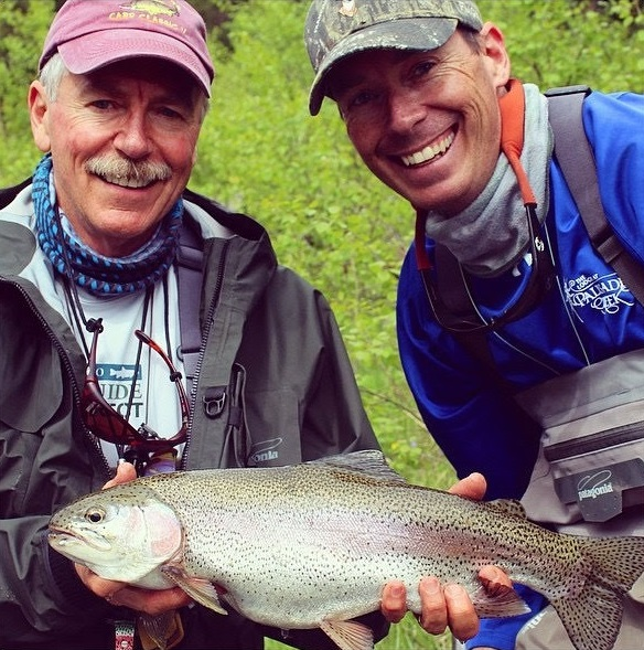 Things to do in Island Park | Fishing | Mesa Falls Lodge