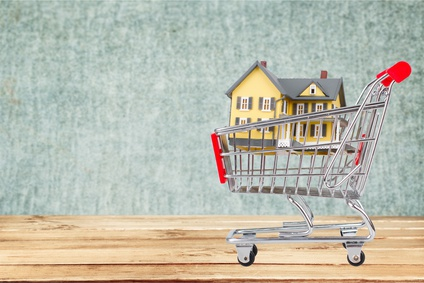 3. Shop for a home