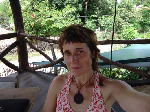 sweaty and silent in the Amazon