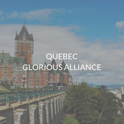 Under the leadership of Daniel and Judy Fong, Quebec Glorious Alliance is providing a community for those with no church to attend in Quebec City.