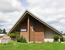 Saskatoon New Life Community church building.