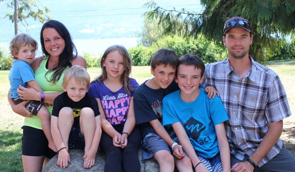 Ryan and his family are on mission in Ponoka.