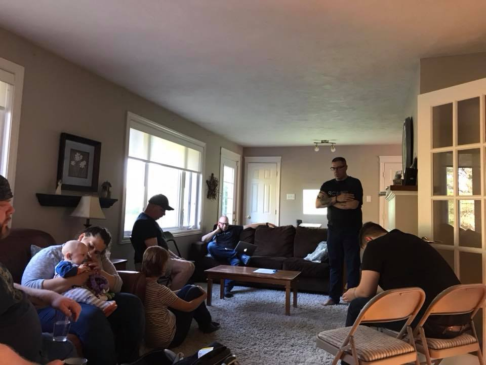 Resurrection began meeting in a living room.