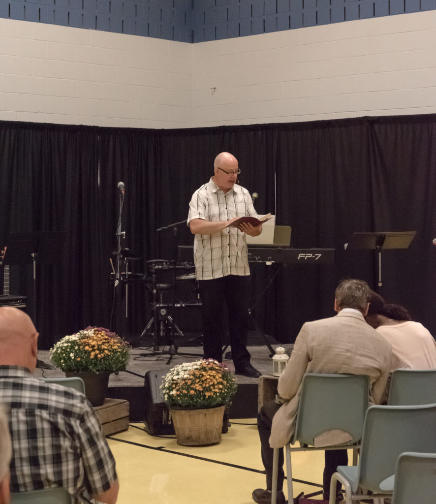Pastor Graham Bulmer brings many years of missionary experience to his current role leading a brand new church plant called Q50.
