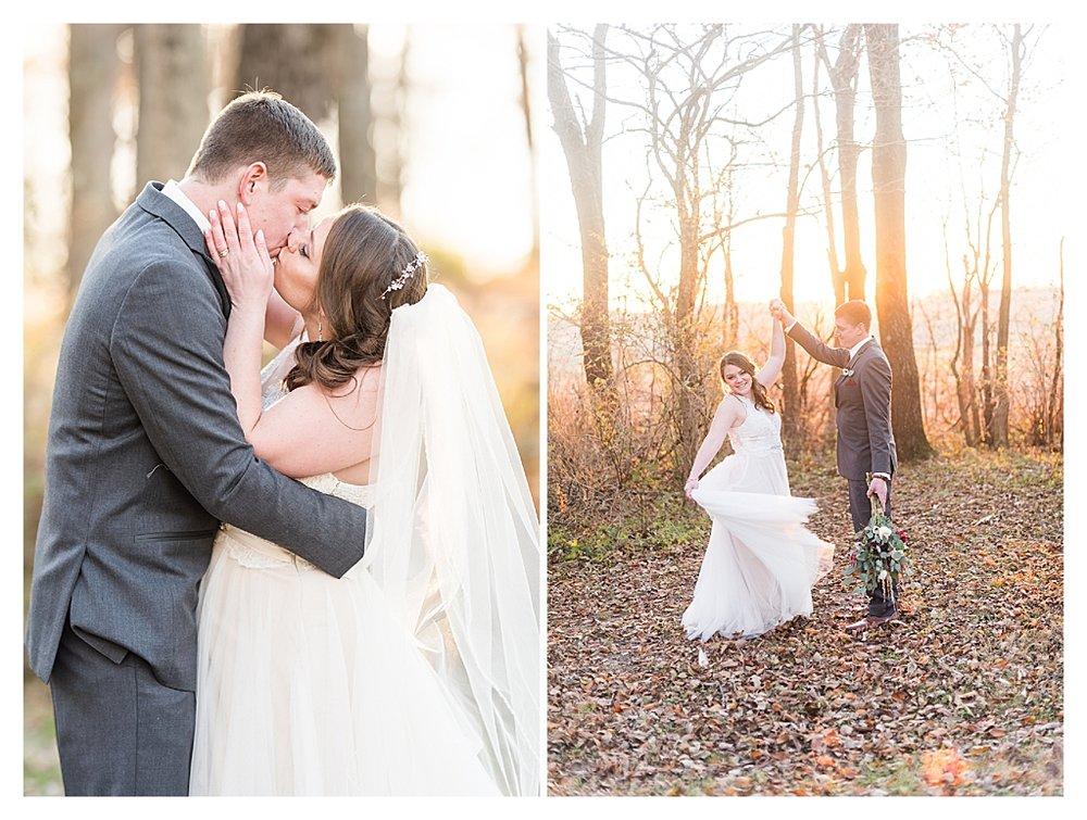 Hidden Hollow Farm Navy and Burgundry Wedding 5.jpg