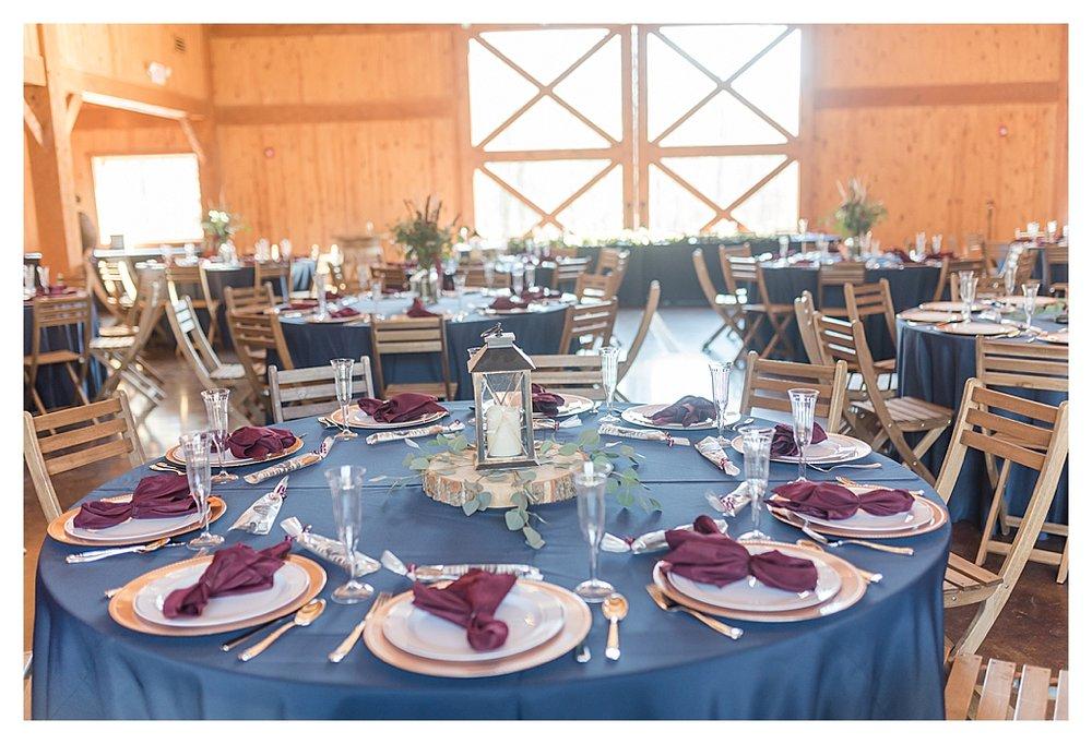 Hidden Hollow Farm Navy and Burgundry Wedding 14.jpg