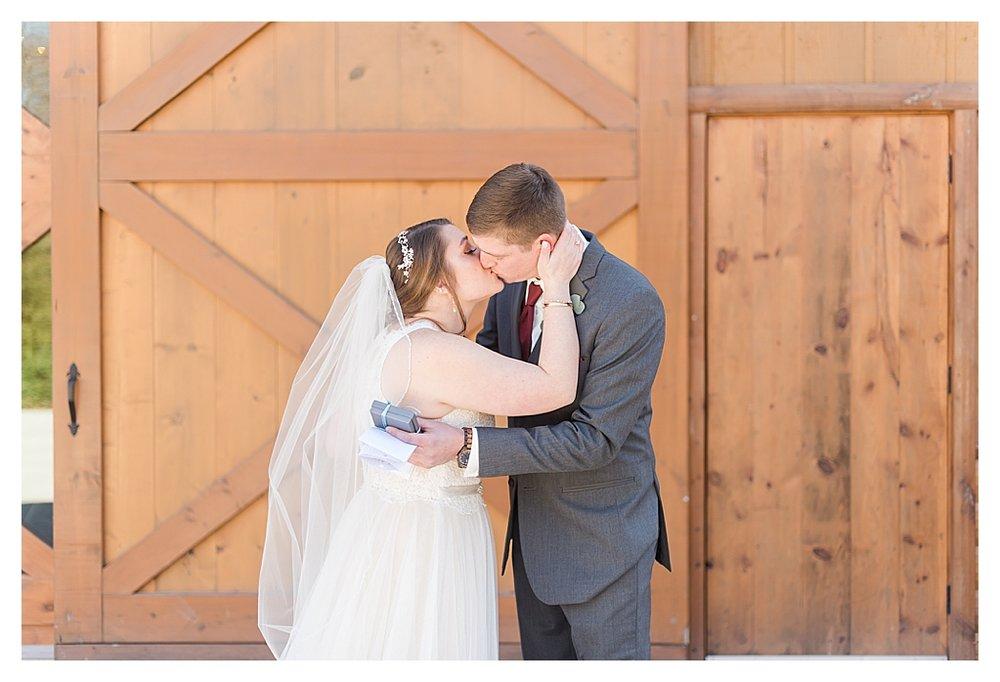 Hidden Hollow Farm Navy and Burgundry Wedding 18.jpg