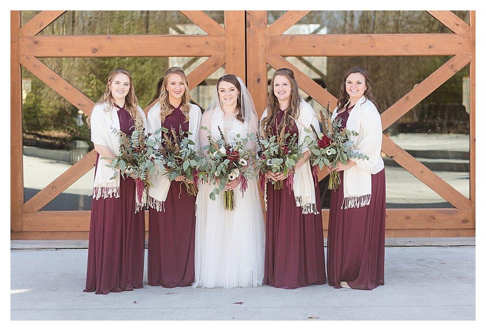 Hidden Hollow Farm Navy and Burgundry Wedding 21.jpg