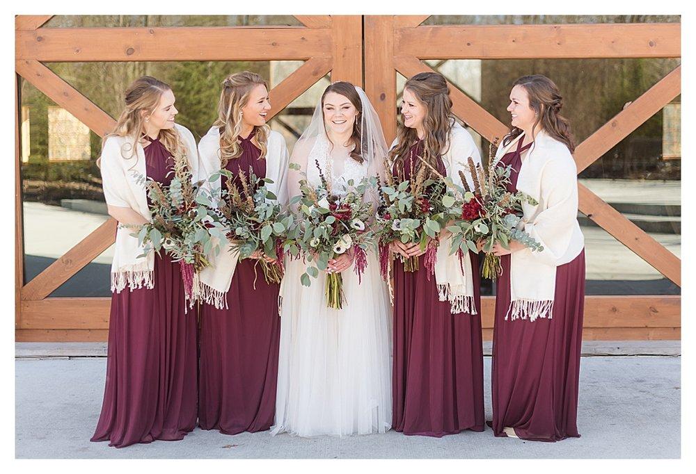 Hidden Hollow Farm Navy and Burgundry Wedding 22.jpg