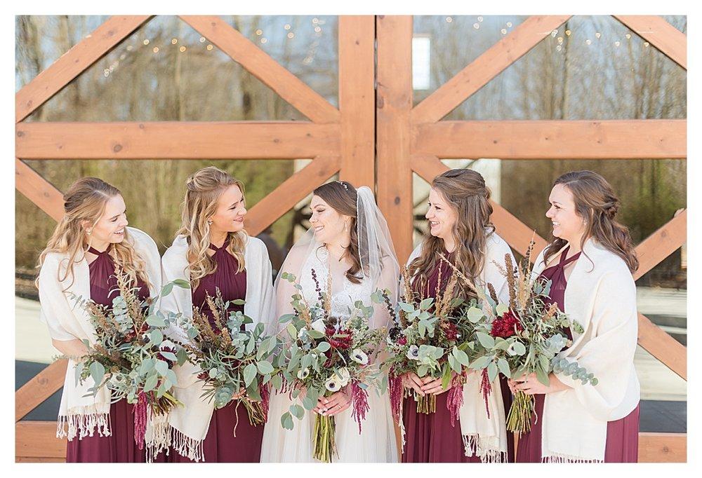 Hidden Hollow Farm Navy and Burgundry Wedding 24.jpg