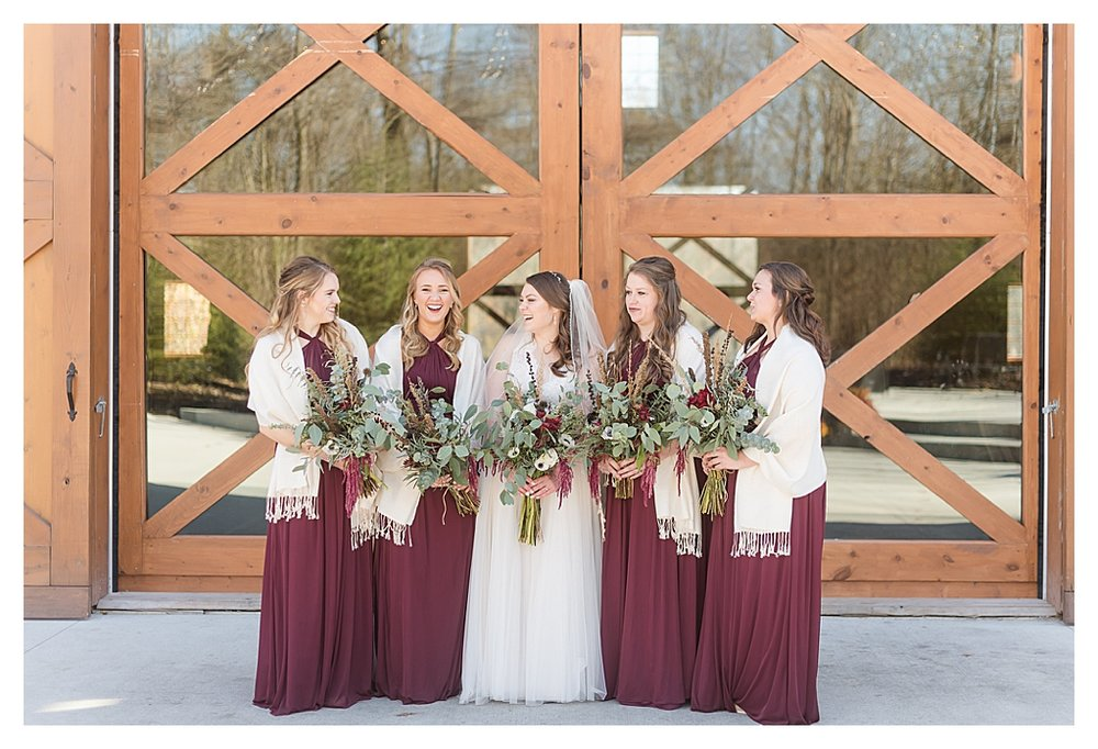 Hidden Hollow Farm Navy and Burgundry Wedding 25.jpg
