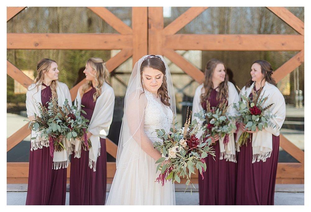 Hidden Hollow Farm Navy and Burgundry Wedding 27.jpg