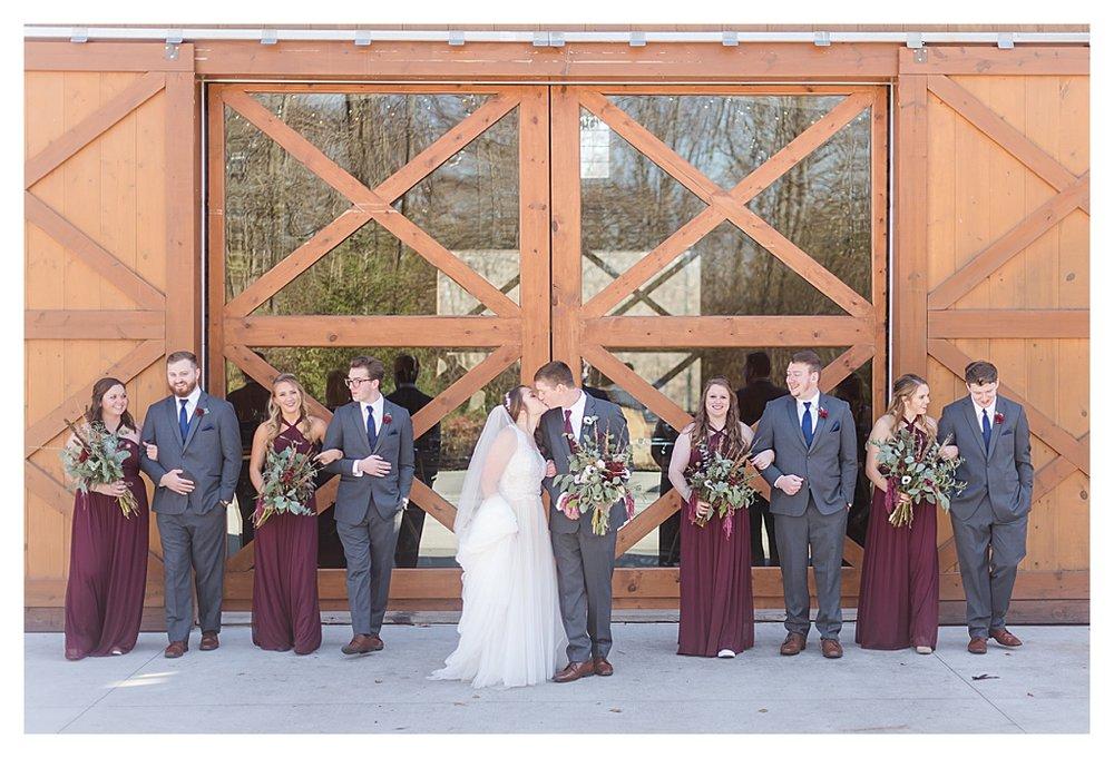 Hidden Hollow Farm Navy and Burgundry Wedding 33.jpg