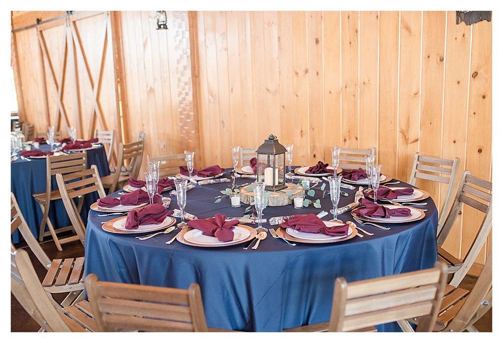 Hidden Hollow Farm Navy and Burgundry Wedding 43.jpg