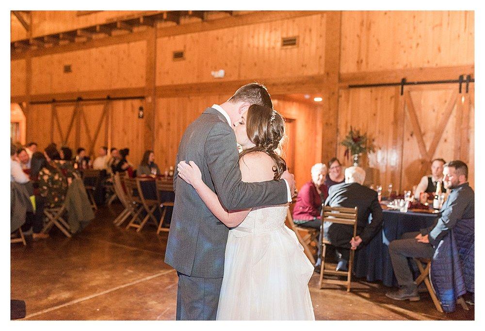 Hidden Hollow Farm Navy and Burgundry Wedding 53.jpg