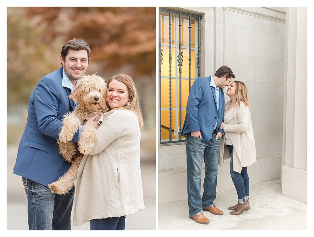 Downtown Indianapolis Engagement Session 1.jpg