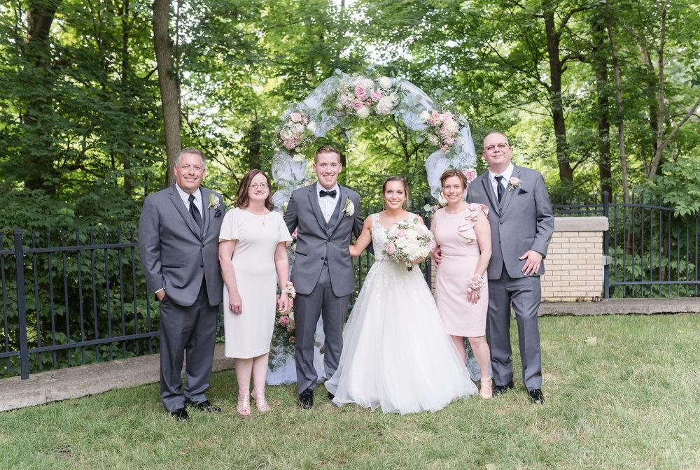 Indianapolis Wedding Photographers Wedding Day Timeline Family Photos
