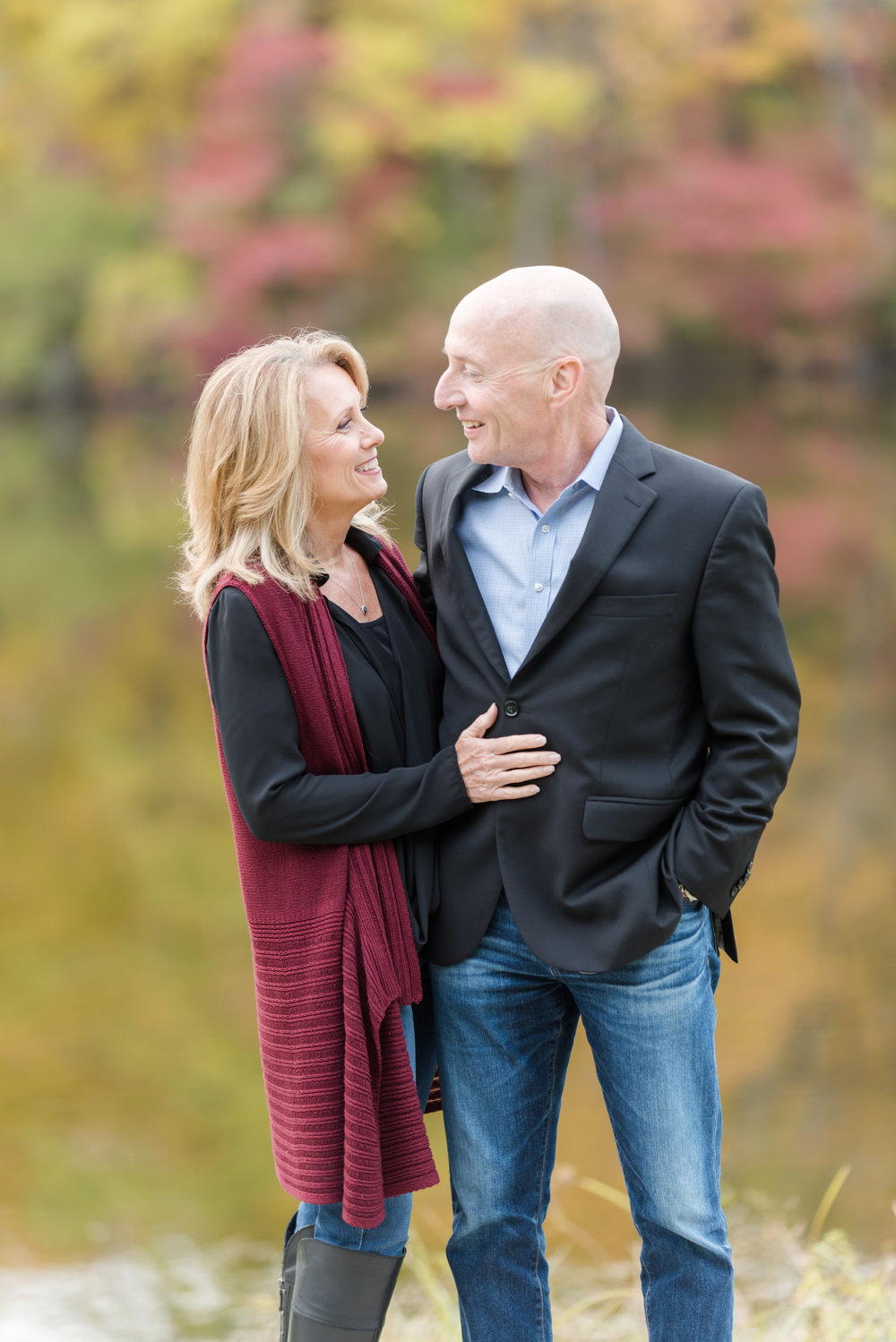 Best Engagement Session Locations in Indianapolis Eagle Creek Park